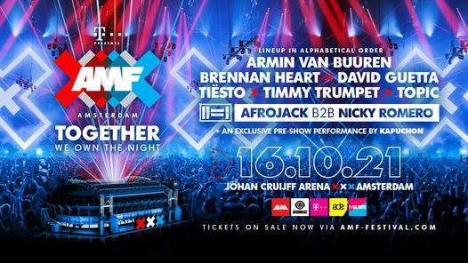 AMF 2021   Official Event