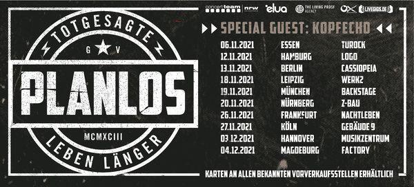 Planlos | M\u00fcnchen - Backstage