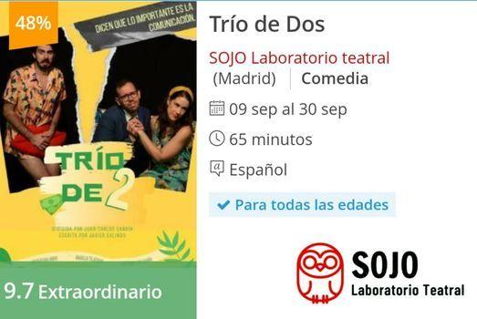 Tr\u00edo de Dos