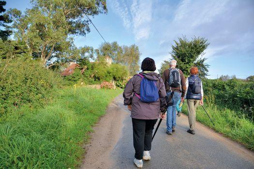 Dawn to Dusk Pilgrims' Way Walk