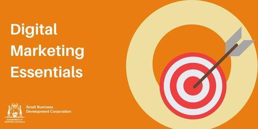 Digital Marketing Essentials - Perth CBD