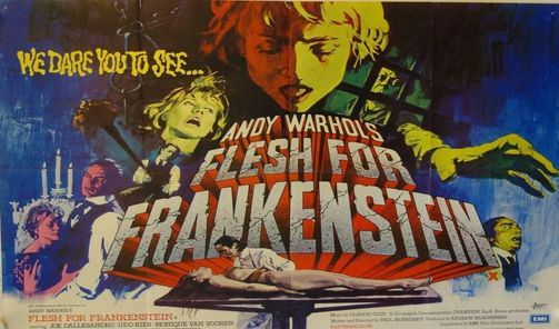 Andy Warhol's Flesh for Frankenstein