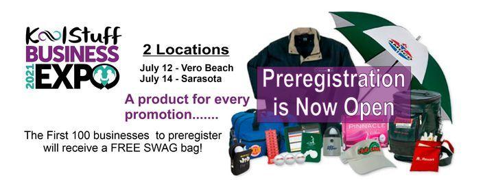 Kool Stuff Business EXPO- VERO BEACH