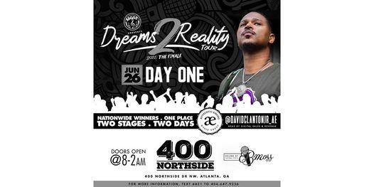 Dreams 2 Reality AE Edition ( Day One)