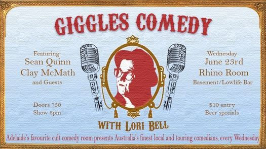 Giggles with Lori Bell