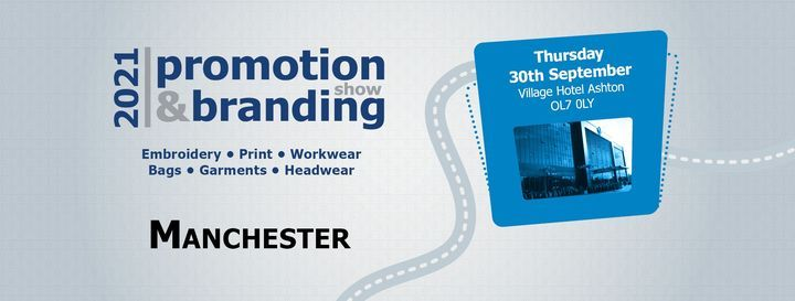 Promotion & Branding Show - Manchester