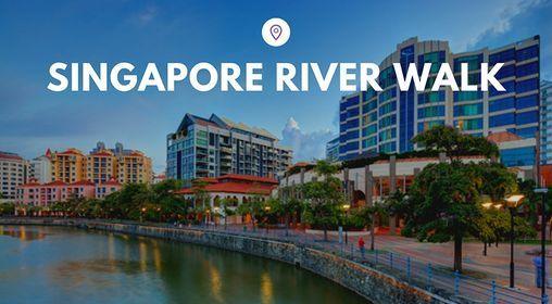 Singapore River Walk-21Oct2021