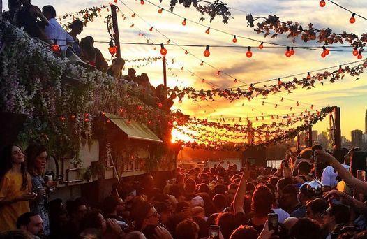 Open Air: Rooftop Parties - Manchester