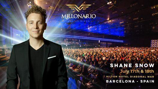Shane Snow - Masterclass - MILLONARIO