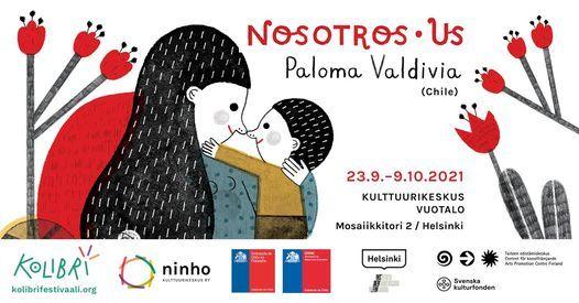 NOSOTROS \u2013 ME\u2013 N\u00d3S \u2013 US \u2013 VI  *  Paloma Valdivia's exhibition