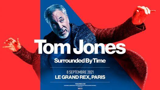 Tom Jones | Le Grand Rex, Paris