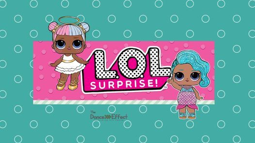 LOL Surprise!  - Camp