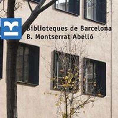 Biblioteca Montserrat Abell\u00f3