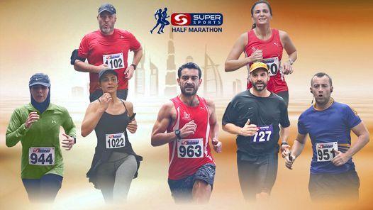 Super Sports Half Marathon 2022