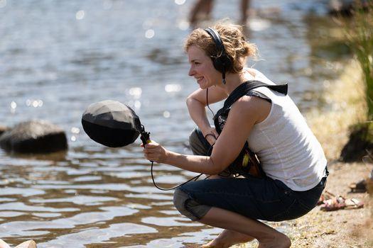 Sophie Berger - Quand le son donne \u00e0 voir