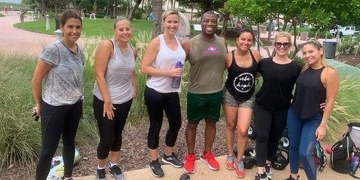 Small Group Personal Training 8\/26 6:45pm