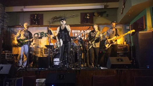 Whiskey Throttle Live Music at Carrollwood O'Brien's