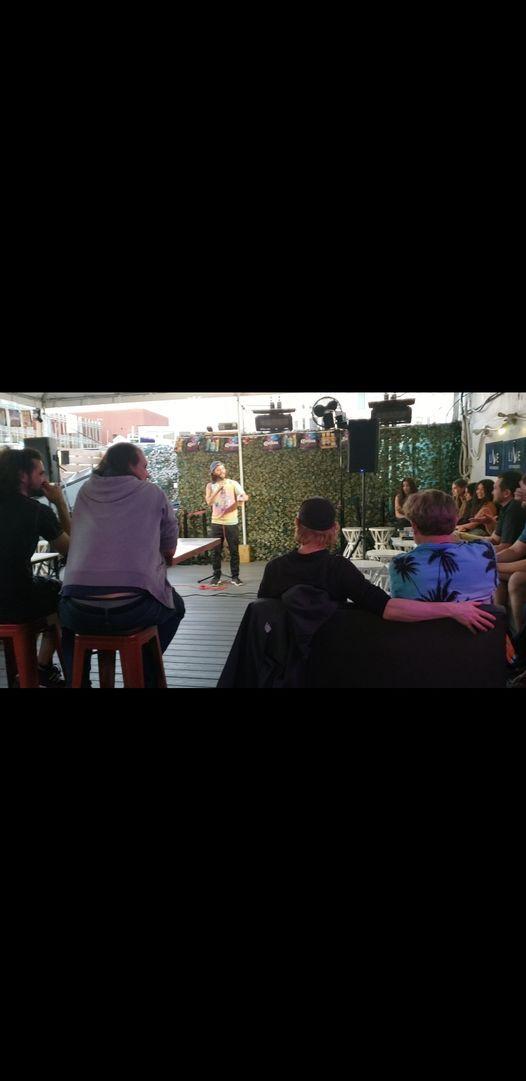 Public Laughs - A rooftop Comedy Show