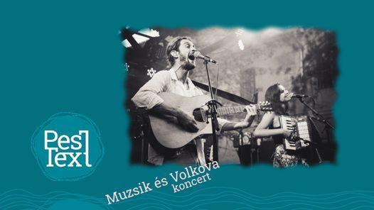 PesText \/\/ Muzsik \u00e9s Volkova koncert