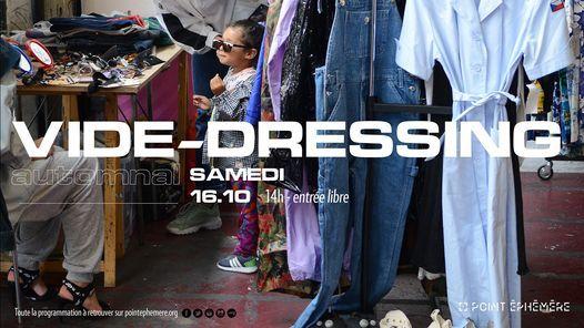 Vide-Dressing Automnal   Le 16.10.21 \u00e0 Point \u00c9ph\u00e9m\u00e8re
