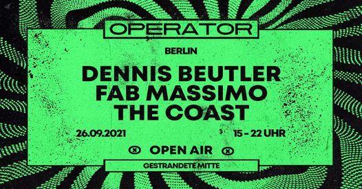 OPERATOR Open Air