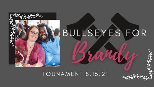 Bullseyes for Brandy