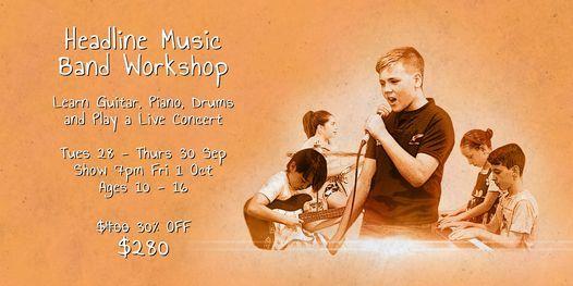 Headline Music Band Workshop