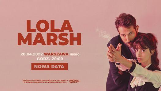 Lola Marsh \/ Warszawa \/ 12.10.2021