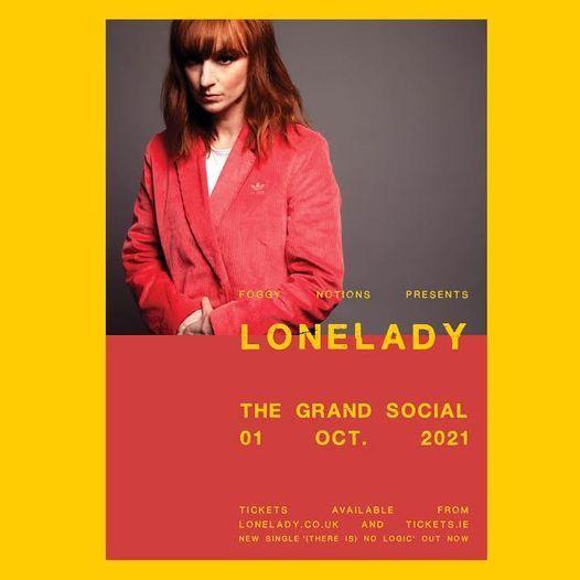 Foggy Notions presents Lonelady