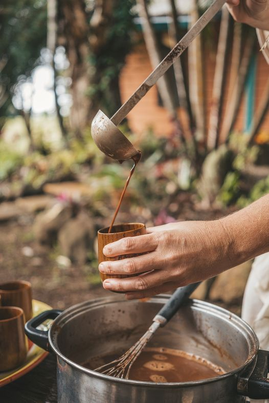 Dive Deeper - Cacao Ceremony, Yoga Nidra and Healing Sound Bath