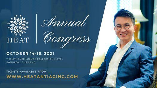 HEAT Annual Congress: Biohack Your Life