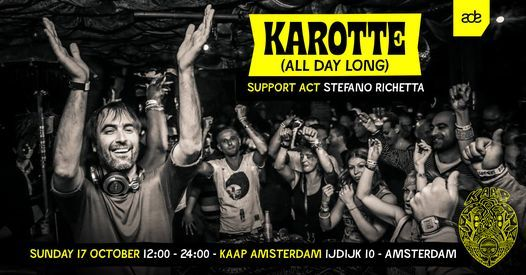 Karotte all day long \/ ADE