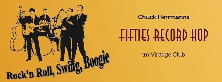 Fifties Record Hop - DIE Boogie-Traditionsveranstaltung