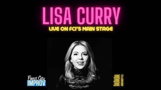 Lisa Curry Live