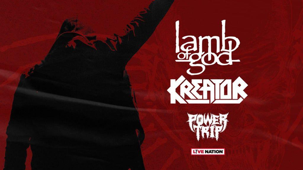 Lamb of God & Kreator