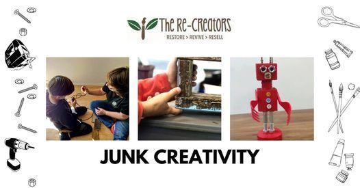 Junk Creativity