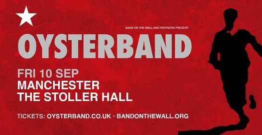 Osyterband live at The Stoller Hall, Manchester