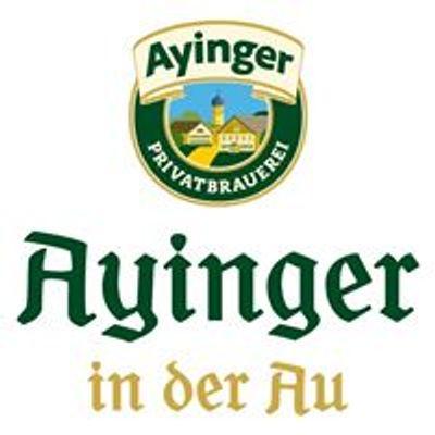 Wirtshaus Ayinger in der Au