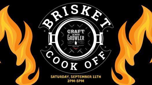 Brisket Cook Off!