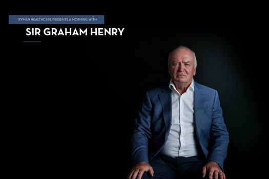 A morning with Sir Graham Henry