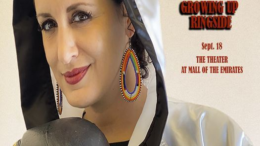 Growing Up Ringside: A One Woman Show By Mina Liccione