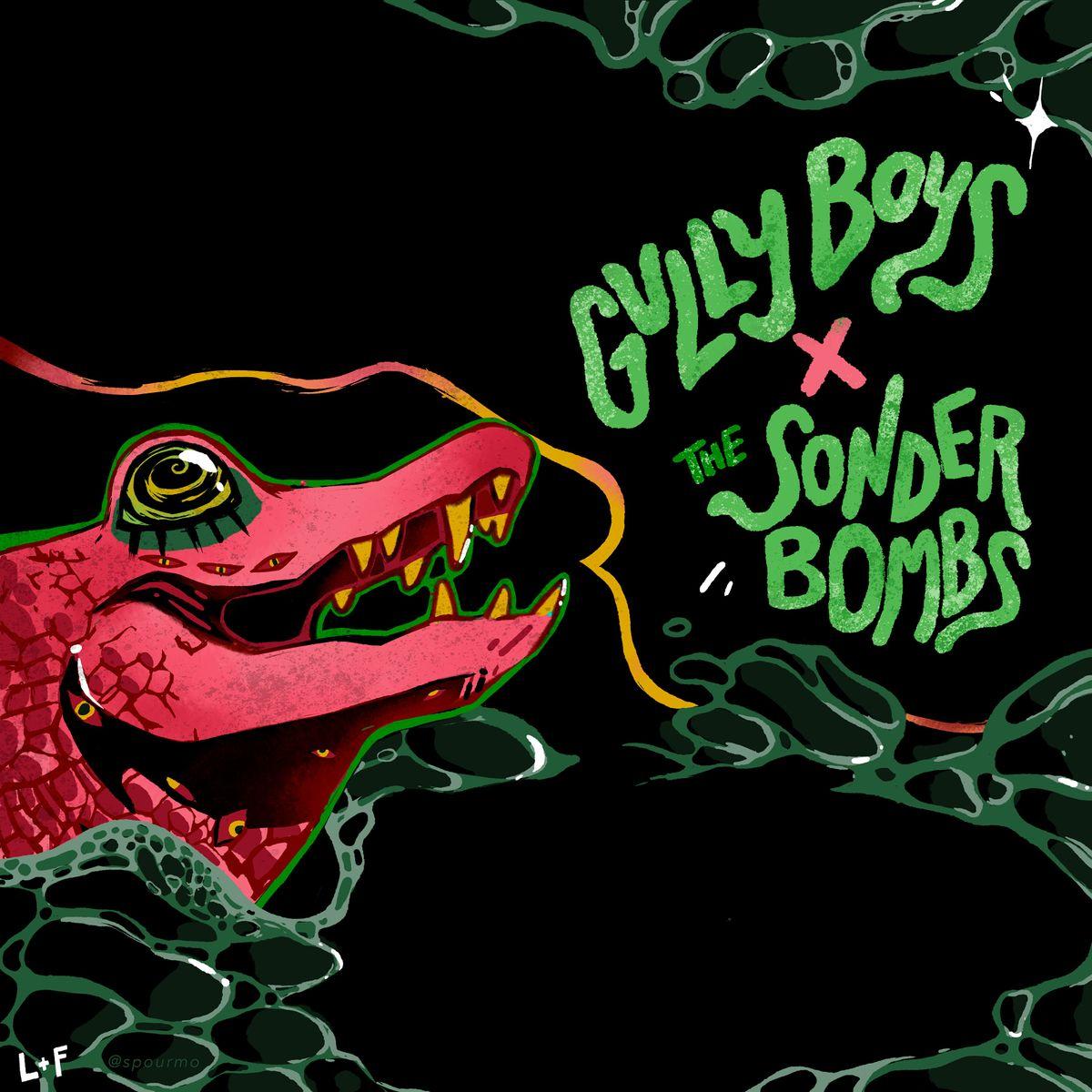 The Sonder Bombs x Gully Boys