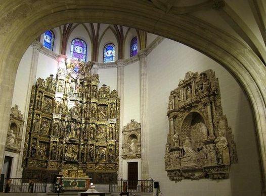 Visita a la Capilla del Obispo y alrededores. Precio: 14 \u20ac
