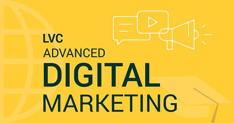 Advanced Digital Marketing Instructor Led Live Online Training Program