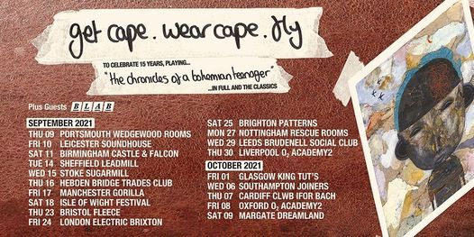Get Cape. Wear Cape. Fly.   Bristol