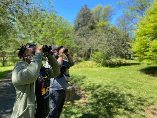 West Fairmount Park Birdwatching Walk with Jason