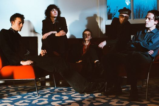 DEADLETTER, Sapphire Blues & Saloon Dion