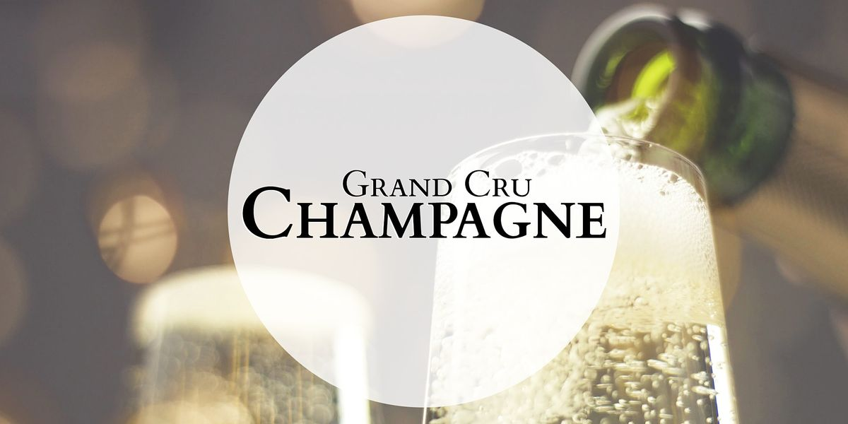 Grand Cru Champagne Tasting Perth 25 November 2021 6.30pm
