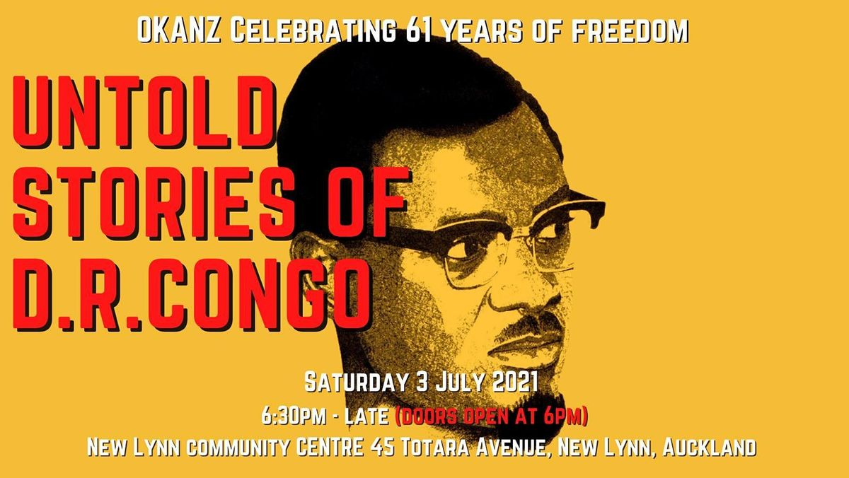 61st CONGOLESE INDEPENDENCE DAY CELEBRATION