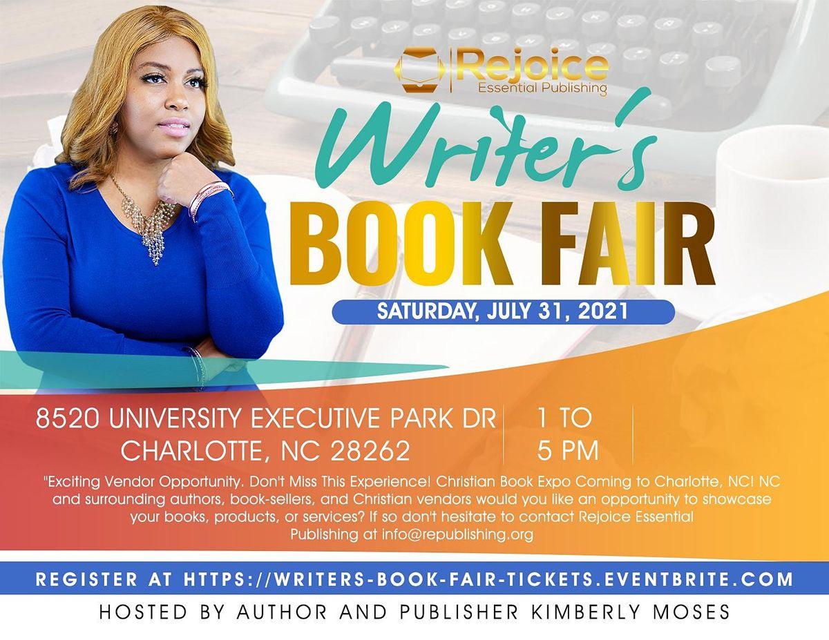 Writers Book Fair